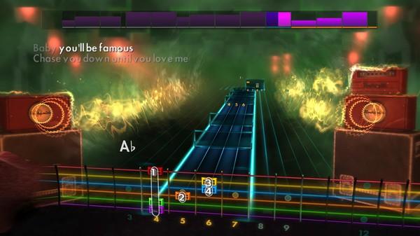 Скриншот №1 к Rocksmith® 2014 Edition – Remastered – Lady Gaga Song Pack