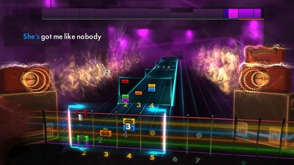 "Скриншот №5 к Rocksmith® 2014 Edition – Remastered – Lady Gaga - ""Poker Face"""