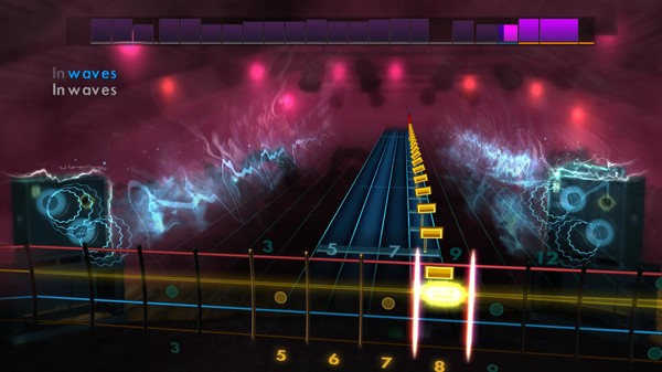 "Скриншот №1 к Rocksmith® 2014 Edition – Remastered – Trivium - ""In Waves"""
