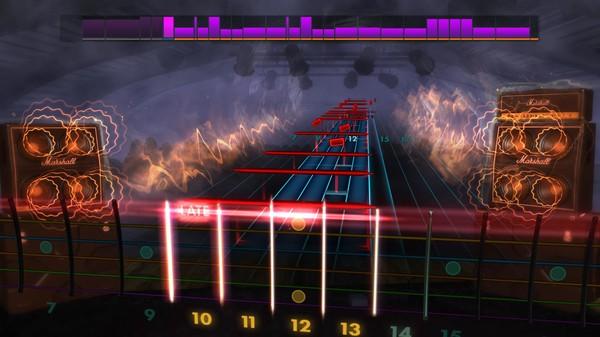 """Скриншот №2 к Rocksmith® 2014 Edition – Remastered – Trivium - """"Strife"""""""