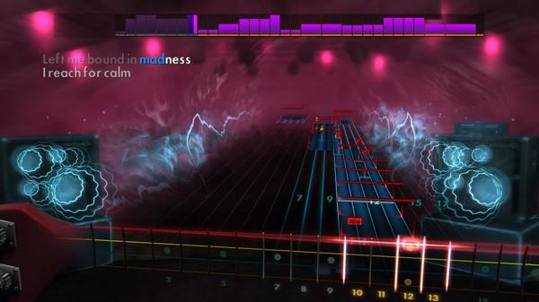 """Скриншот №5 к Rocksmith® 2014 Edition – Remastered – Trivium - """"Strife"""""""