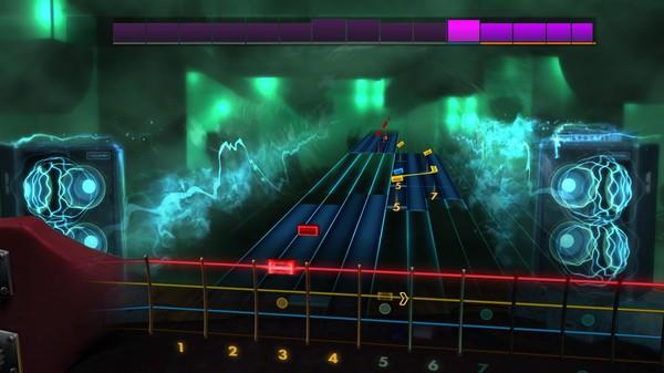 Скриншот №1 к Rocksmith® 2014 Edition – Remastered – Variety Song Pack XIII