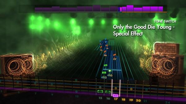 Скриншот №5 к Rocksmith® 2014 Edition – Remastered – Variety Song Pack XIII