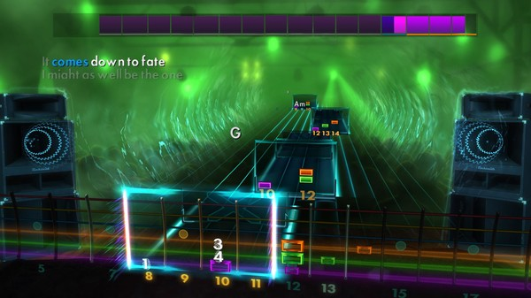 """Скриншот №5 к Rocksmith® 2014 Edition – Remastered – Billy Joel - """"Only the Good Die Young"""""""