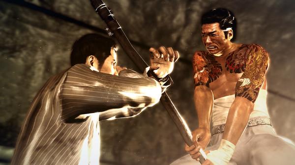 Скриншот №3 к Yakuza 0