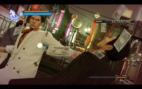 Скриншот №5 к Yakuza 0