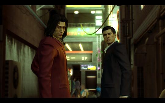 Скриншот №8 к Yakuza 0