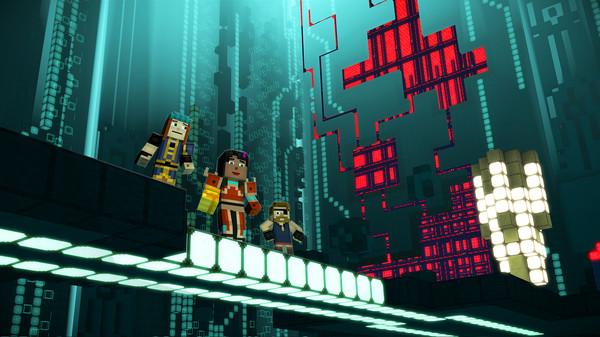Скриншот №4 к Minecraft Story Mode - Season Two