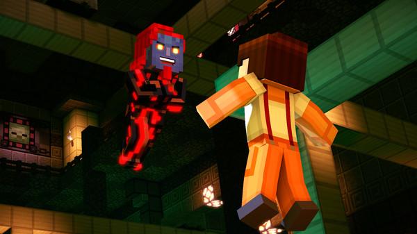 Скриншот №6 к Minecraft Story Mode - Season Two
