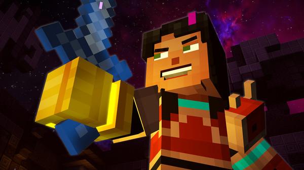 Скриншот №2 к Minecraft Story Mode - Season Two