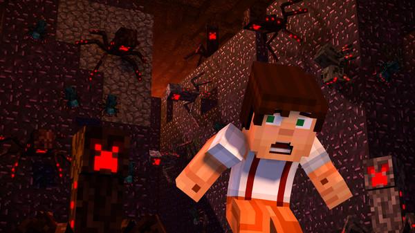 Скриншот №8 к Minecraft Story Mode - Season Two