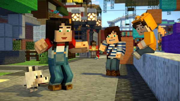 Скриншот №13 к Minecraft Story Mode - Season Two