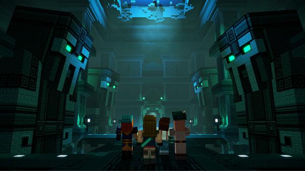 Скриншот №14 к Minecraft Story Mode - Season Two