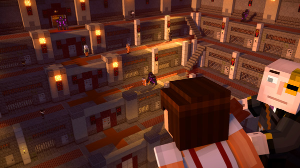 Скриншот №10 к Minecraft Story Mode - Season Two