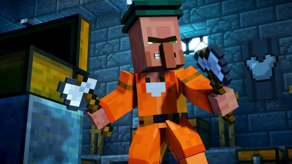 Скриншот №7 к Minecraft Story Mode - Season Two