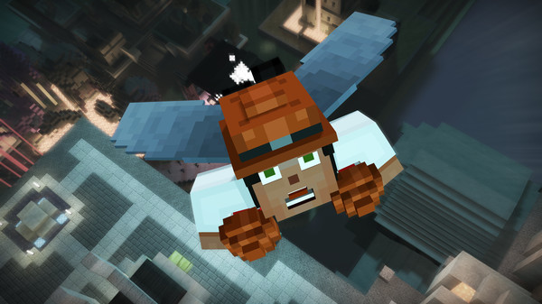 Скриншот №5 к Minecraft Story Mode - Season Two