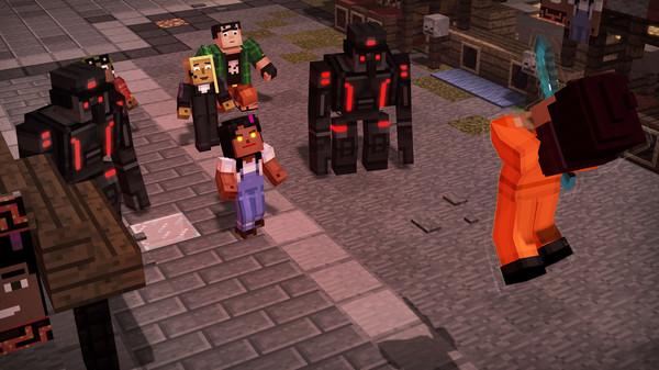 Minecraft: Story Mode - Season Two скриншот