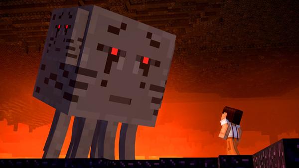 Скриншот №9 к Minecraft Story Mode - Season Two