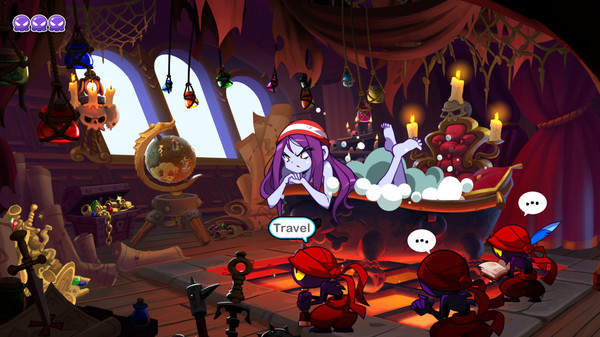 Скриншот №1 к Shantae Pirate Queens Quest