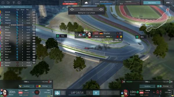 Скриншот №4 к Motorsport Manager - Challenge Pack