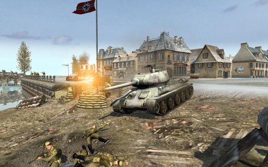 Скриншот №12 к Men of War Assault Squad