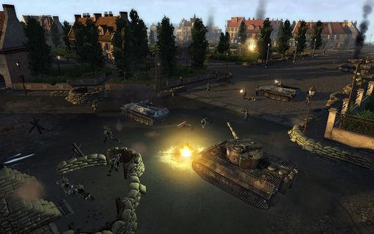 Скриншот №5 к Men of War Assault Squad