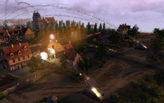 Скриншот №4 к Men of War Assault Squad