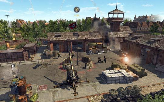 Скриншот №10 к Men of War Assault Squad