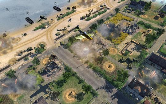 Скриншот №9 к Men of War Assault Squad