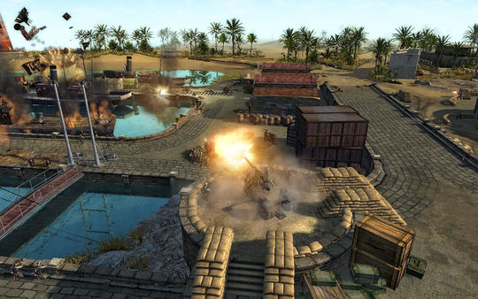 Скриншот №3 к Men of War Assault Squad