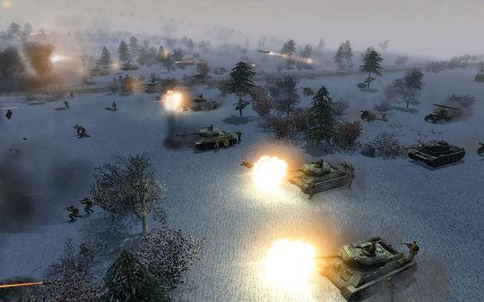 Скриншот №1 к Men of War Assault Squad