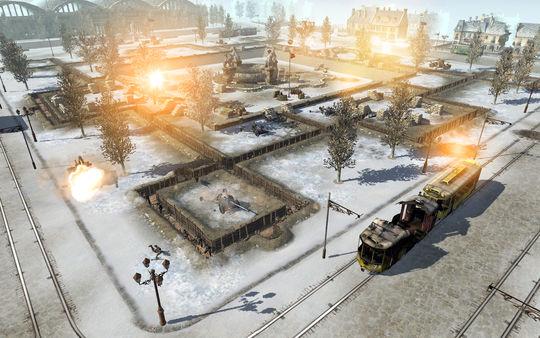 Скриншот №11 к Men of War Assault Squad