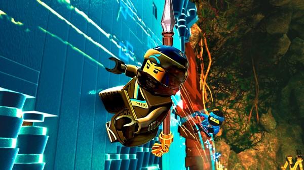 Скриншот №3 к The LEGO® NINJAGO® Movie Video Game