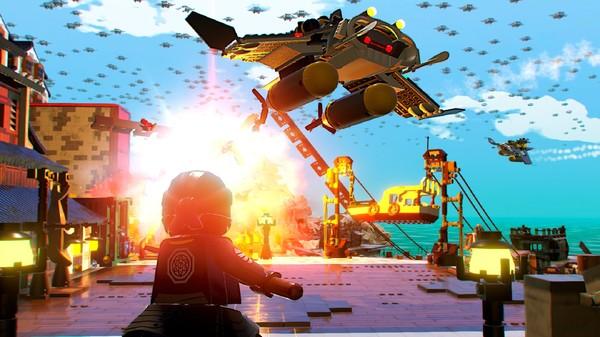 Скриншот №2 к The LEGO® NINJAGO® Movie Video Game