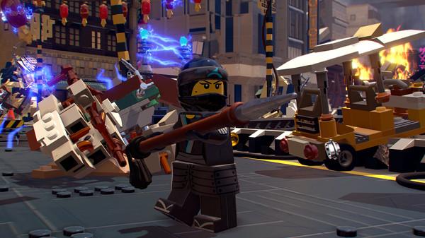 Скриншот №6 к The LEGO® NINJAGO® Movie Video Game