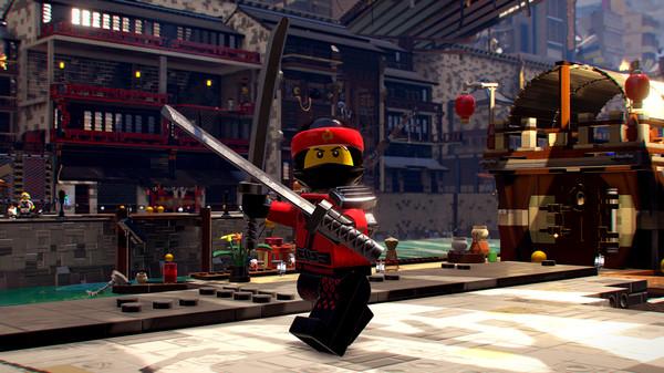 Скриншот №5 к The LEGO® NINJAGO® Movie Video Game
