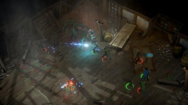 Скриншот №7 к Pathfinder Kingmaker - Enhanced Plus Edition