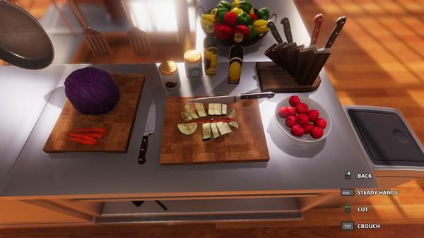 Скриншот №5 к Cooking Simulator