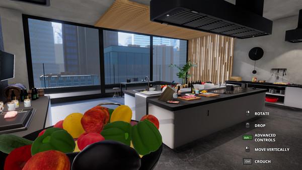 Скриншот №2 к Cooking Simulator