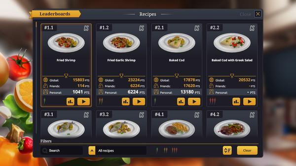 Скриншот №16 к Cooking Simulator