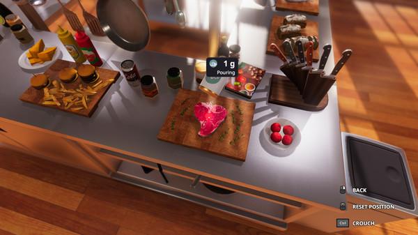 Скриншот №1 к Cooking Simulator