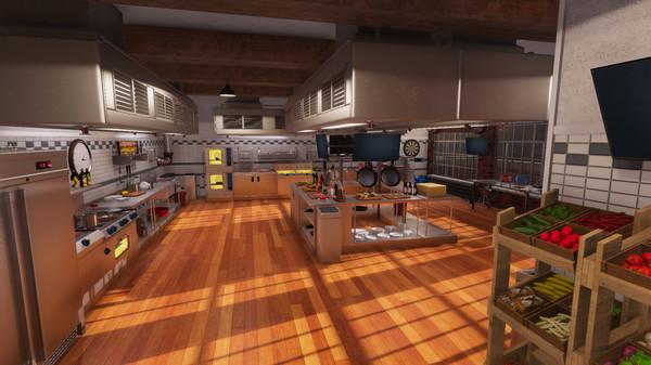 Скриншот №19 к Cooking Simulator