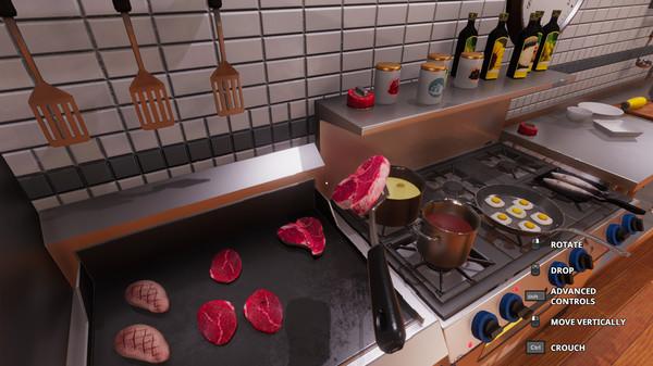 Скриншот №4 к Cooking Simulator