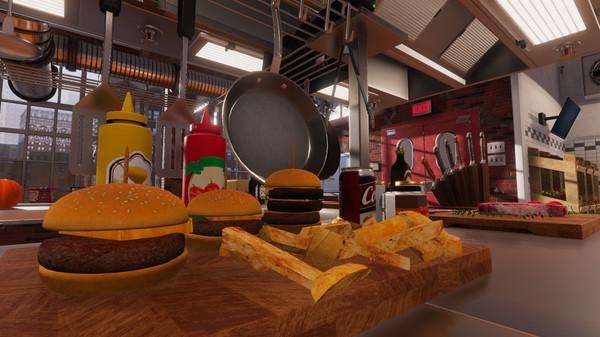 Скриншот №3 к Cooking Simulator