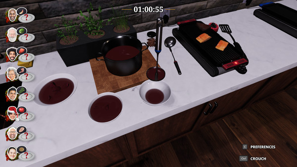 Скриншот №13 к Cooking Simulator