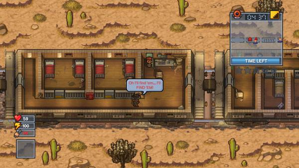 Скриншот №4 к The Escapists 2