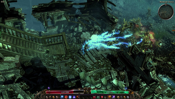 Скриншот №2 к Grim Dawn - Ashes of Malmouth Expansion