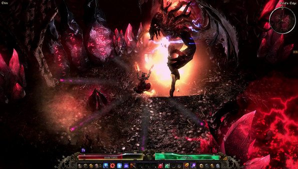 Скриншот №3 к Grim Dawn - Ashes of Malmouth Expansion