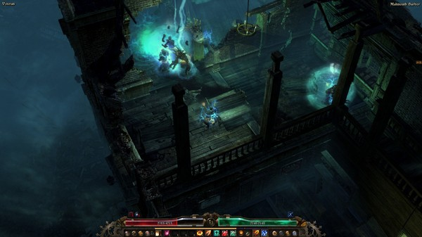 Скриншот №4 к Grim Dawn - Ashes of Malmouth Expansion