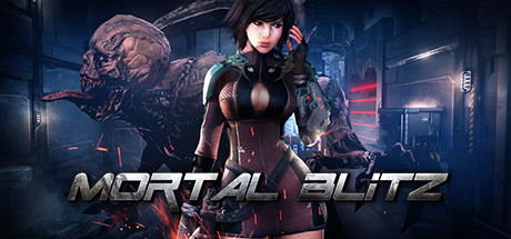 Mortal Blitz Cover Image